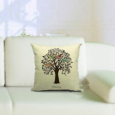 Unbranded Cartoon Square Decorative Cushion Covers