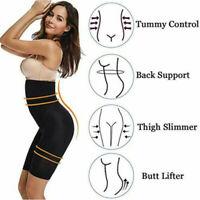 Women High-Waisted Shorts Pants Body Shaper High Waist Shapewear Knicker
