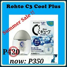 SALE !! Rohto C3 Cool Plus eye drops from Japan