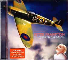 PETER FRAMPTON thank you mr churchill+ 2 bonus tr.   CD NEU /OVP /Sealed