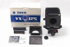 [Super Rare Top Mint in Box] Toyo VX125 R II + Linhof adapter From Japan #242