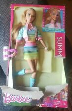BRAND NEW BARBIE DOLL IN ORIGINAL PACKAGE, DRESS, SHOES & ACCESSORY