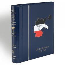 LEUCHTTURM SF-Vordruckalbum Deutsches Reich  Band III  1933-1945 blau (324003)