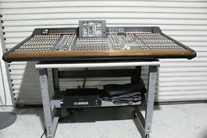 Yamaha PM1D Digital Mixer Audio Console with PW1D Power Supply Included