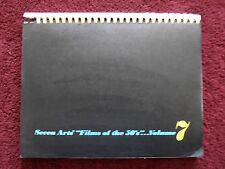 Seven Arts Films of The 1950's Exhibitor Trade Book 50 Motion Pictures
