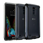 Poetic For LG K8,LG Phoenix 2 Clear Case, Lightweight Shockproof Cover