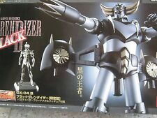 New Bandai Soul of Chogokin GX-04B Black UFO Robo GrenDizer From Japan