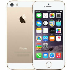 iPhone 5s desbloqueo 32GB De Fábrica SmartphoneTeléfono inteligente Gold Oro 8MP