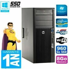 PC de bureau avec Intel Xeon E3 pour 8 Go maximale de la ram