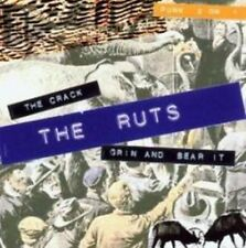 The Ruts - The Crack/Grin And Bear It (NEW CD)