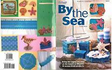 The Needlecraft Shop By the Sea 16 Plastic Canvas Ocean-Fresh Beach Projects New