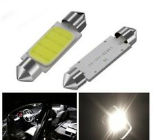 2x Ampoules C5W LED 36mm lampe Navette 6000K COB Extra Blanc xenon Lumiere 12V