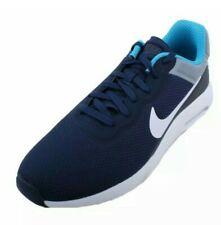 Nike Men's Size 11.5 Air Max Modern SE Reflective Navy Gray White Teal 844876