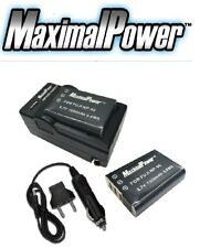 Charger + BATTERY x 2 for Fuji NP-95  FinePix F30 F31fd Real 3DW1 X100