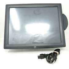 """Elo Touchscreen LCD Monitor w/ Stand 15"""" ET1522L-7UWB-1-GY-G (PLEASE READ BELOW)"""