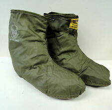 USAAF HIGH ALTITUDE ELECTRICALLY HEATED TYPE Q-1 BOOTIES-MINT