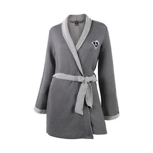 Los Angeles Rams Officially Licensed NFL For Her Phantom Robe Womens SZ XL