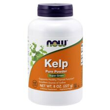 Now Foods Organic Kelp Powder - 8 oz, Clearance for dented/ stained