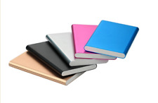 Ultra-Slim 10000mAh Power Bank Charger USB External Battery for Android or OS