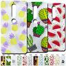Skin Back Pattern Clear Silicone Rubber Soft TPU Case Cover For Nokia Motorola