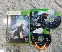 Halo 4 (Microsoft Xbox 360, 2012) FREE FAST SHIPPING