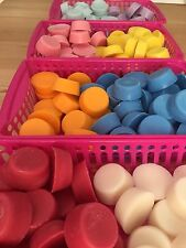 $1 Large Soy Wax Candle Melts. $4.50 Capped Postage up to 20.Choose your scents