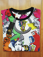 Gianni Versace Jeans Fashion Style Casual Sexy Slim Fit 3D T Shirt Tee 4k Sale