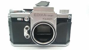 Wirgin Edixa Mat Kadett film camera No 467403 Prism viewfinder Spares/Repair