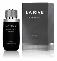 La Rive Prestige Grey EDP Parfum Spray for Men 75ml/2.5ozl