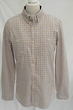 Next Men's Check Collared Casual Shirts & Tops