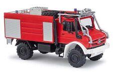 BUSCH 51051 MB Unimog U 5023, Lucha contra el fuego forestal H0 # #