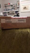 IKEA Ektorp ◇ in Nordvalla  ROT ◇ 103.222.67◇Bezug für 2er Sofa mit Recamiere