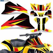Graphic Kit Suzuki LT80 ATV Quad Decals Sticker Wrap LT 80 Quadsport Parts 87-06