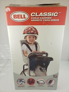 Child Carrier Bicycle Bike Safety Rear Seat Kid Bell Bucket Classic Cycling New