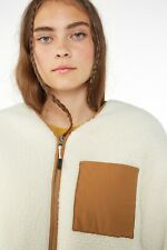 Neues AngebotMonki reversible Fleece Jacke