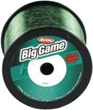 Berkley 1002937 Big Game Spool Monofilament Fishing Line 1 Pound 2600 Yards Gree