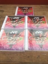 5 Jvc Cdr80 Audio Cd Recordable