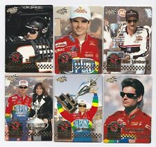 1995 ACTION PACKED STARS RACING WINSTON CUP 1-86 w/ SHORT PRINT 84 & 85