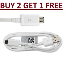 Fast USB Charger Charging Cable for Samsung Galaxy Phone S5 S6 S7 Edge +