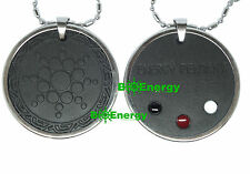 BIO ENERGY Disc Powerful Quantum Scalar Energy Pendant Necklace Balance  Power
