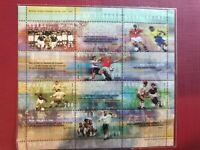 NORWAY - 2002 - FA Centenary - Souvenir Sheet - MNH