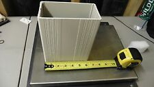 "1 Extruded Heavy Aluminum Project Box Enclosure Case 3"" X 6"" X 8"""