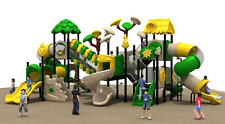 45x30x20 Commercial Outdoor Playground DIY Equipment 100% Financing Available