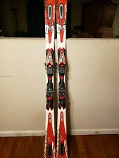 New listing ROSSIGNOL Zenith Z6 Carbon 170cm Length Skis w/ Axium 120 / TPi2  Bindings