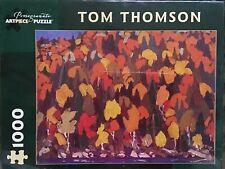 Pomegranate Artpiece Puzzle, Tom Thomson ~ AUTUMN FOLIAGE ~ 1000 Pc Puzzle - NEW