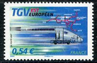STAMP / TIMBRE FRANCE  N° 4061 ** INAUGURATION DU TGV EST EUROPEEN