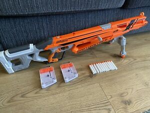 Nerf Accustrike Raptorstrike Bundle Magazine Tripod & Ammo