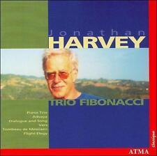 Harvey: Piano Trio; Advaya; Dialogue and Song; Etc., New Music