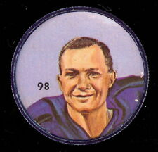 1963 CFL NALLEY'S POTATO FOOTBALL SP COIN #98 HAL LEDYARD WINNIPEG BLUE BOMBERS