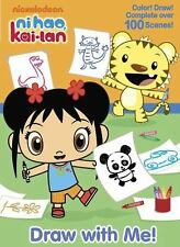 Ni Hao, Kai-lan Draw with Me! by Golden Books Staff  (2011, Paperback)